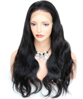 Invisilace Fake Scalp 13x6 Lace Front Wigs Body Wave 150% Density